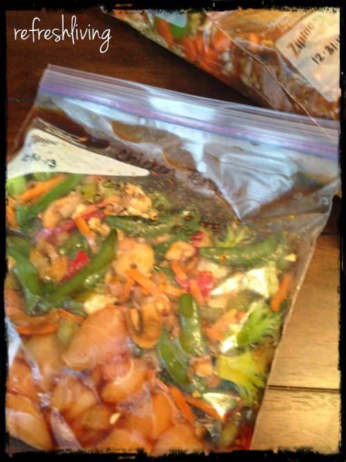 10 Crock Pot Freezer Meals Refresh Living