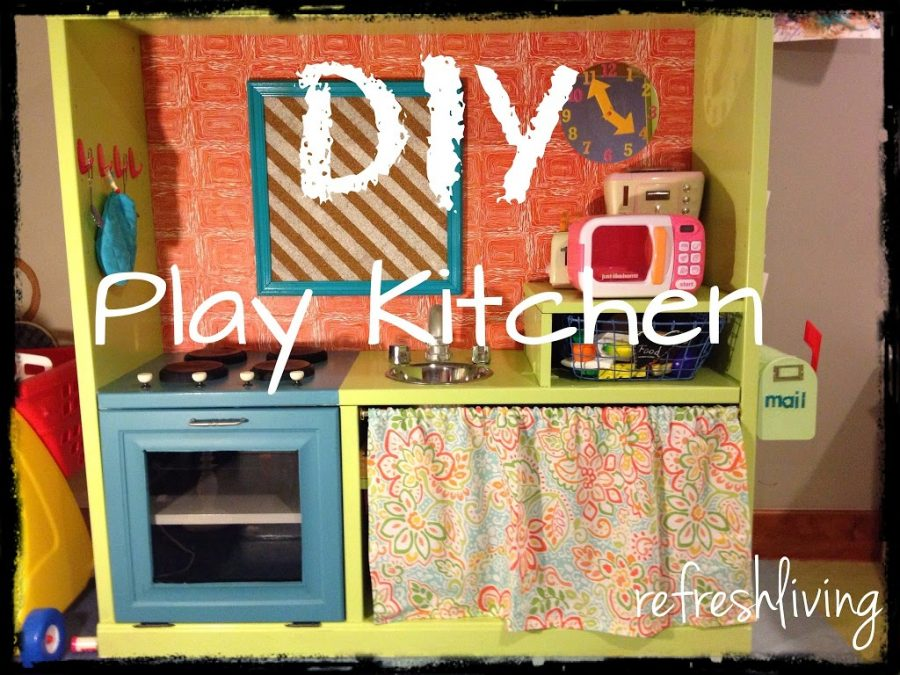 media center play kitchen