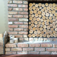 diy fireplace insulation panel