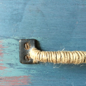 jute twine wrapped hardware