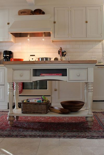 Updating a kitchen on a budget 15 awesome cheap - Cheap kitchen island ideas ...