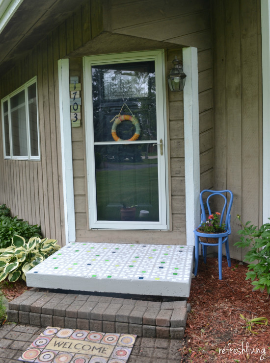 front porch update modern masters peaceful 2
