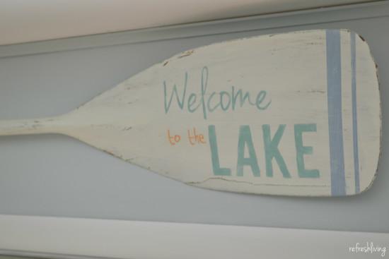 lakehouse oar