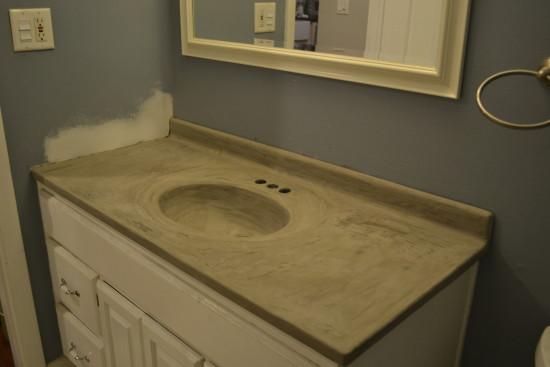 ORC bathroom week 2