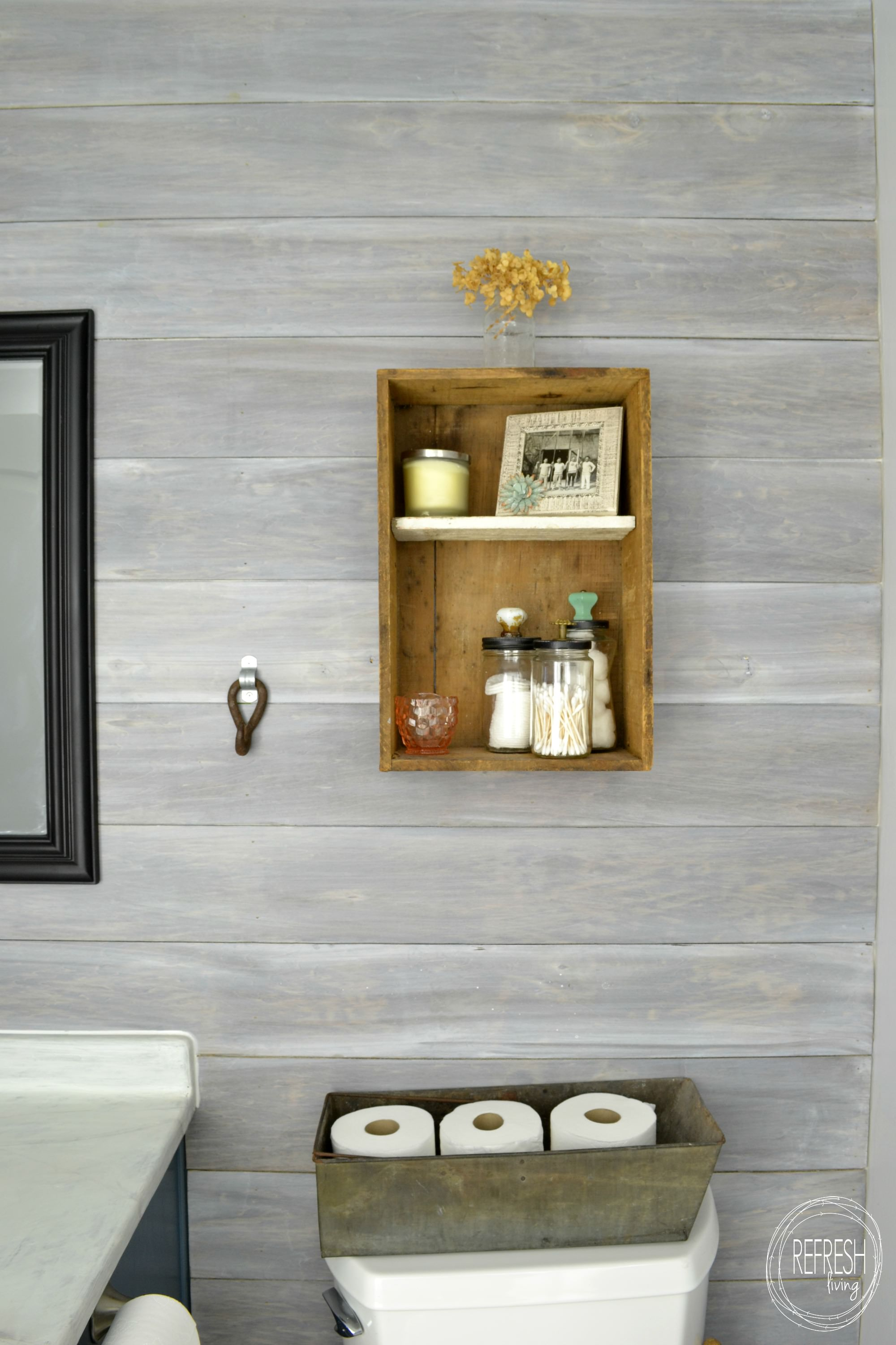 Budget Renovation Install Your Own Planked Wall Refresh
