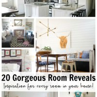 20 stunning room reveals | inspiring room before and afters for your rom