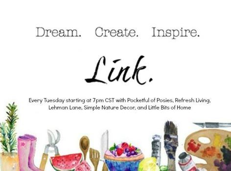DREAM.CREATE.INSPIRE.LINK 50 & GIVEAWAY