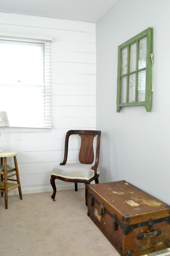 vintage farmhouse bedroom makeover