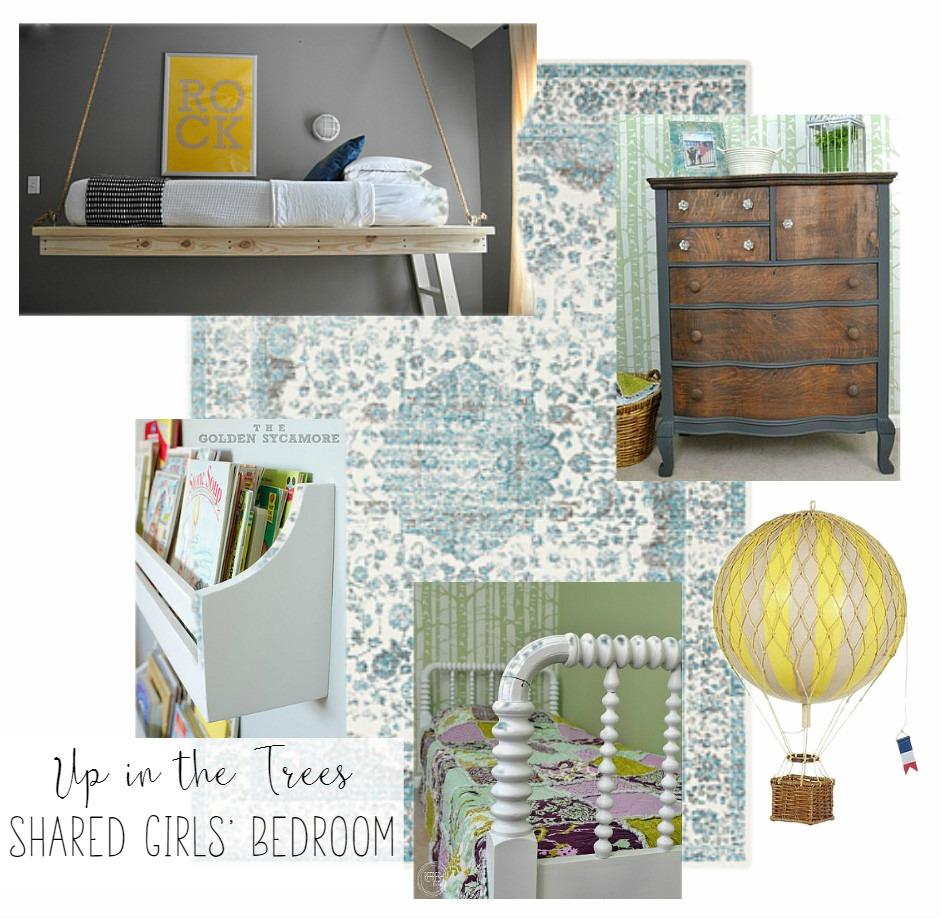shared-girls-bedroom-mood-board